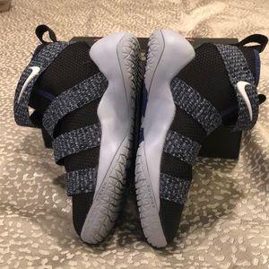 Nike LeBron Solider Eleven- Boys 11C